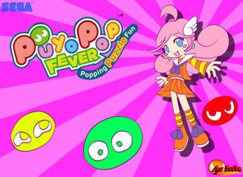 Puyo Pop Fever- Raffine by Kyo-Saeba