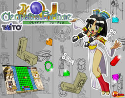 AG10: Cleopatra Fortune by Kyo-Saeba