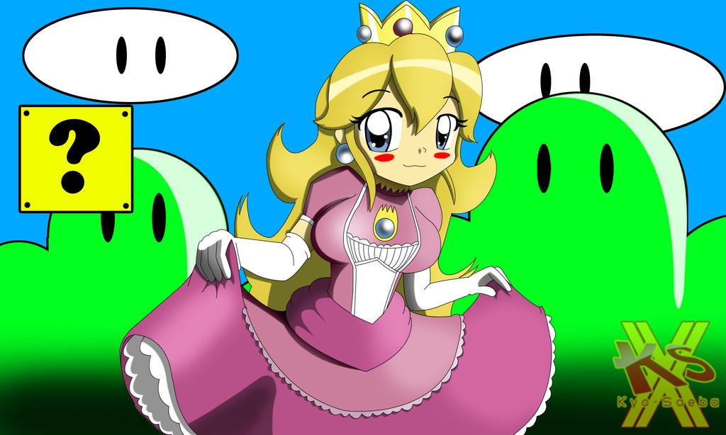 Welcome to my kingdom by MRSaeba-San