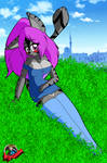 New Character- Tiger Rosalia