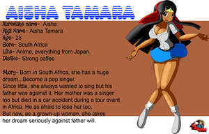 Aisha Tamara full bios