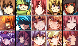ParaShi deviantart icons by parashi-fan