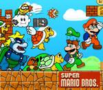 Let's a Go! - Super Mario Bros.