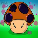Poison Mushroom [SMB2:TLL Power Up]