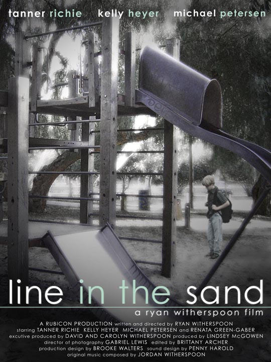 A Line in the Sand movie