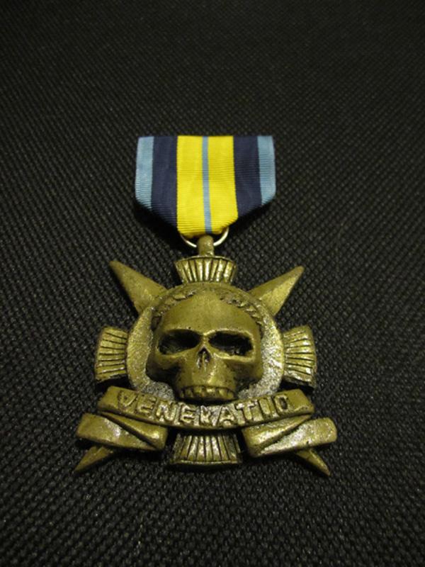 Steampunk Medal of Honor by Renquist-von-Reik