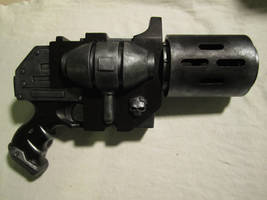 Replica Inferno Pistol 1 by Renquist-von-Reik
