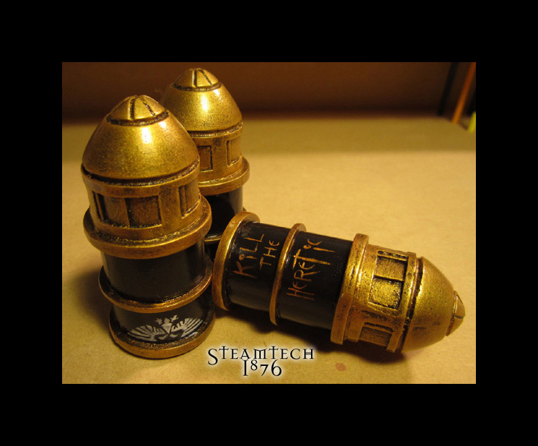 Bolt Shells - Warhammer 40k Ammo by Renquist-von-Reik