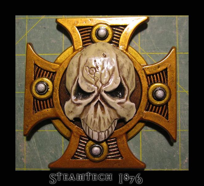 Warhammer 40k Crux Terminatus by Renquist-von-Reik