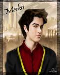 LoK-Real Mako by yukisei