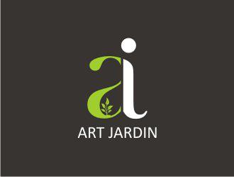 art jardin logo by aaronslogofactory on deviantart