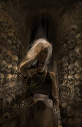 Catacombs by bonechime