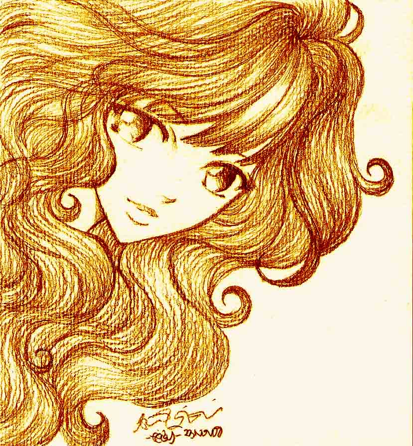+Curly Gurl+ by reginafeby on DeviantArt