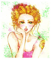 ...Sunflower... by reginafeby