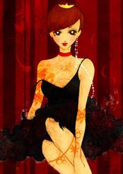 ...OdiL - The Black Swan... by reginafeby