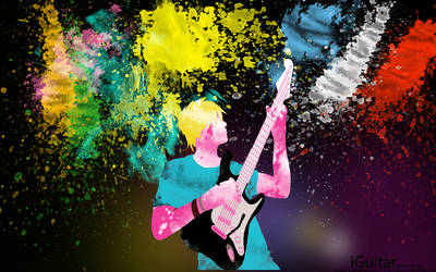 iGuitar Coldplay Style