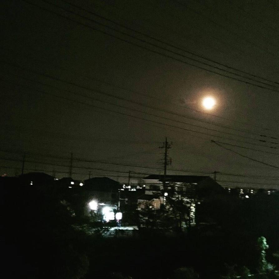 Moon by GotoHiroki