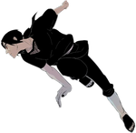 Itachi Uchiwa render