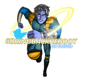 Bring Back ReBoot - Bob, Guardian 452