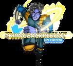 Bring Back ReBoot - Bob, Guardian 452 by InfiniteFruit