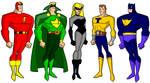 Justice Guild via Hero Creator