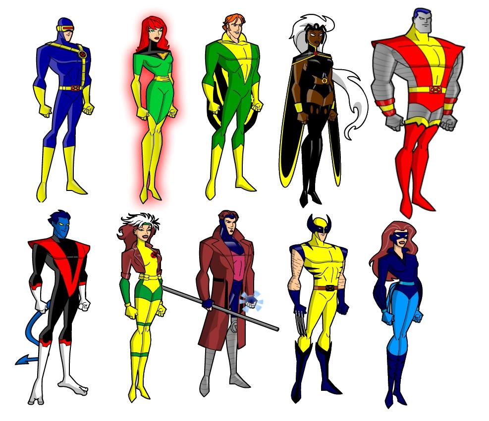 The X-Men Via Hero Creator by Gwhitmore on DeviantArt X Men Girl Creator
