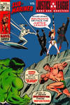Sub-Mariner and Friends vs. the Justice League?