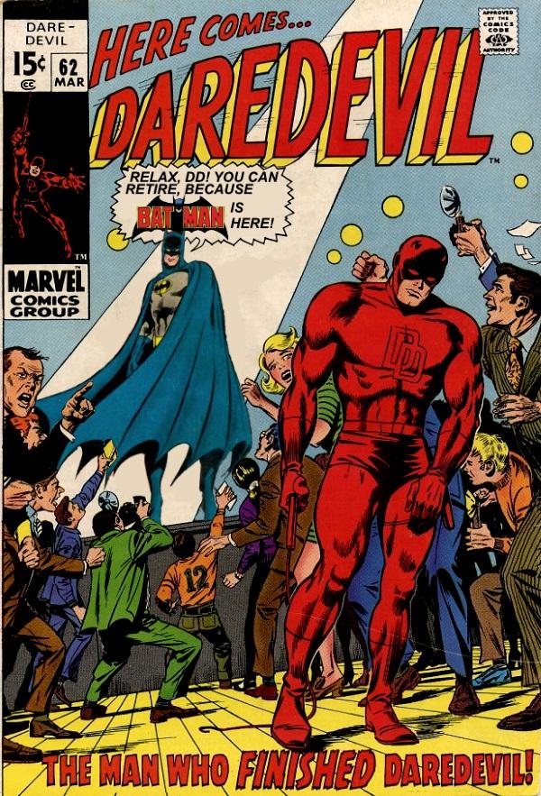 daredevil vs batman by gwhitmore on deviantart