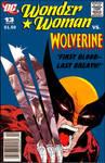 Wonder Woman vs. Wolverine!