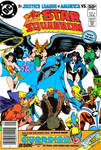 The All-Star Squadron vs. The Justice League!