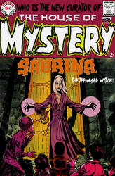Sabrina inherits the House of Mystery! by Gwhitmore