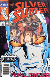 The Silver Surfer meets Primal Force!