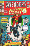 The Avengers vs. Starman and Wildcat!