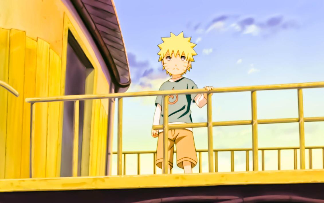 Popular Wallpaper Naruto Deviantart - naruto_kid_on_a_bridge_widescreen_wallpaper_by_psy5510-d4wn6le  HD_808097.jpg