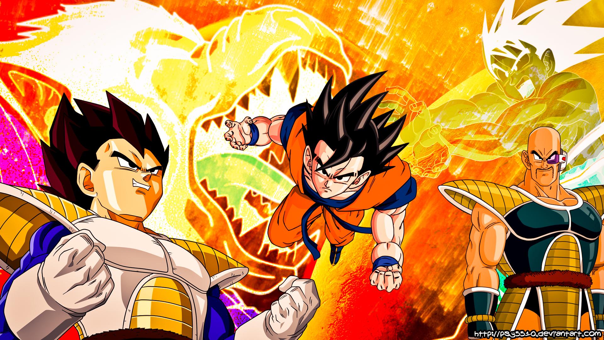Dragon Ball Z Wallpaper Deviantart