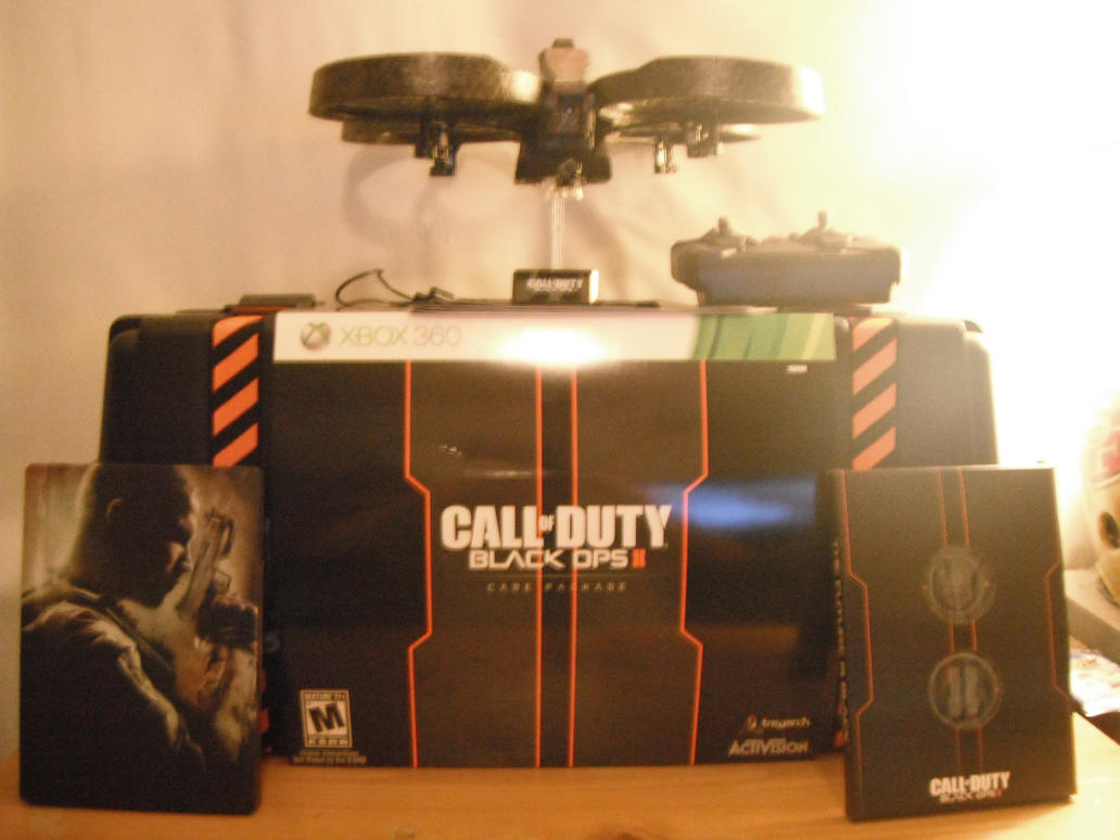 call of duty black ops 2 care package editionnegativewarrior
