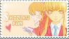 Shizuku Stamp by ValeryaSaku
