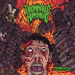 Abominable Humanidad // Putrefactas Visiones