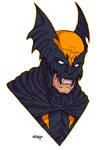 COMMISSION: DARK CLAW // BATMAN + WOLVERINE //