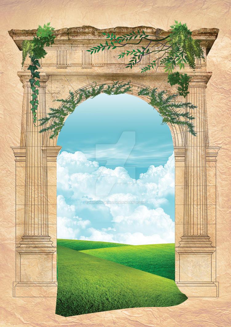 Doorway 01 by Mrlightning