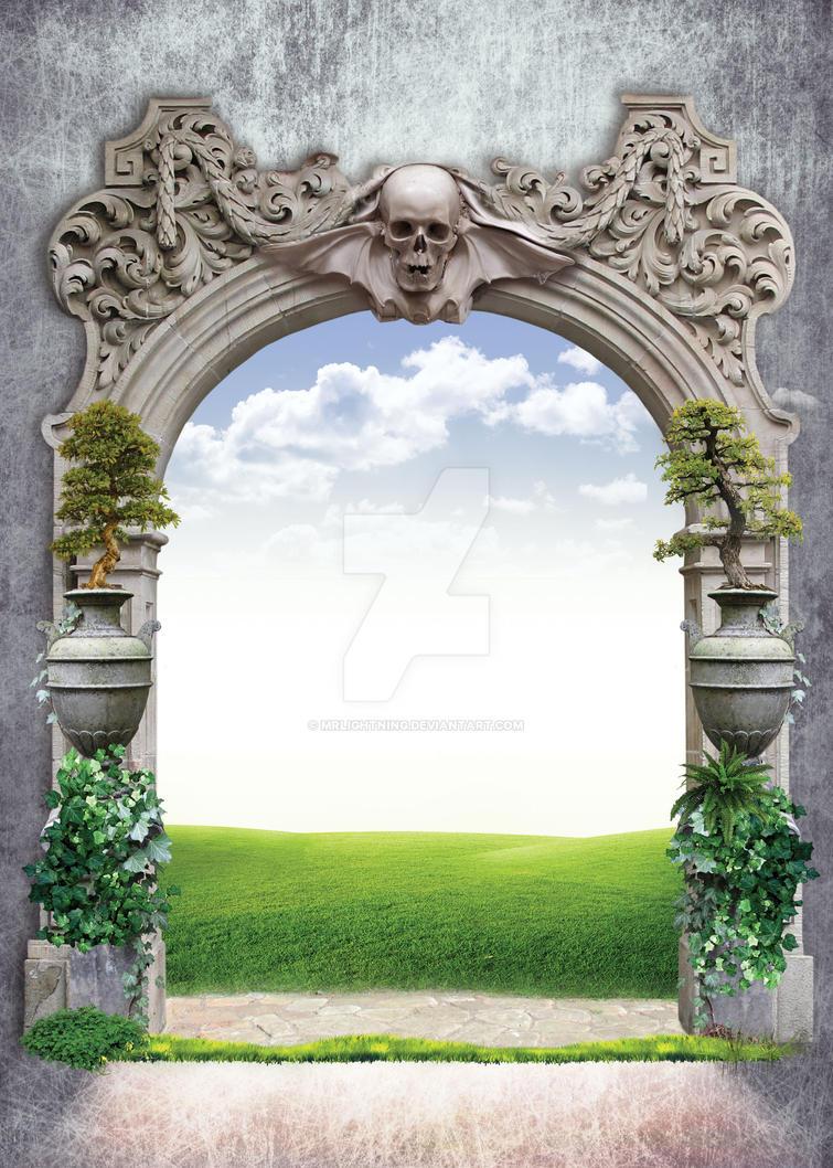 Doorway 02 by Mrlightning