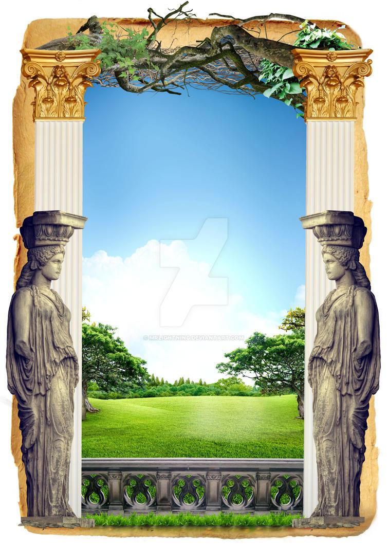 Doorway 03 by Mrlightning