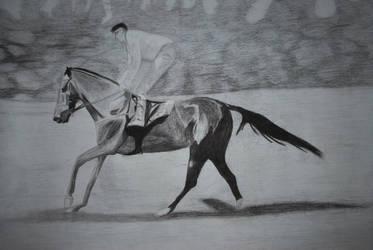 Horse Riding by garrymamesah