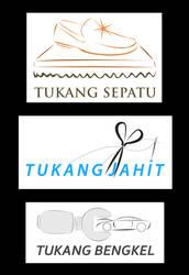 Logo Branding by garrymamesah