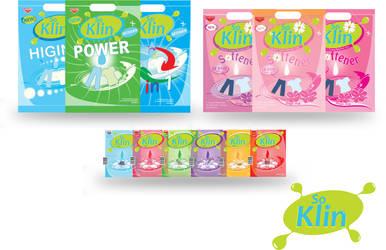 So Klin Packaging by garrymamesah