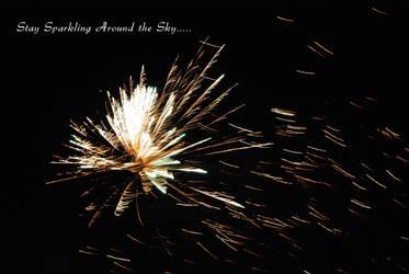 Lustrous Firework by garrymamesah