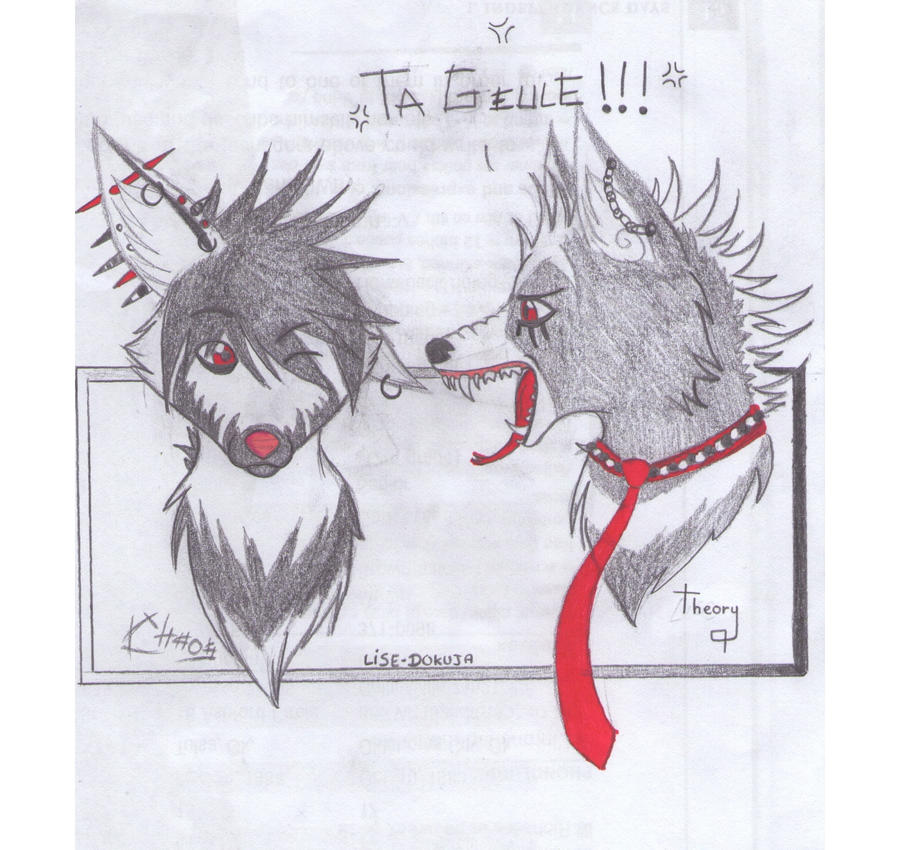 .:TA GU_LE:. by JLise