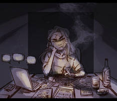 [SW] CH1 P3 - Hard Work and Wiskey