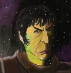 Spock by Hamnerd
