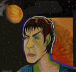 Spock (version 2) by Hamnerd